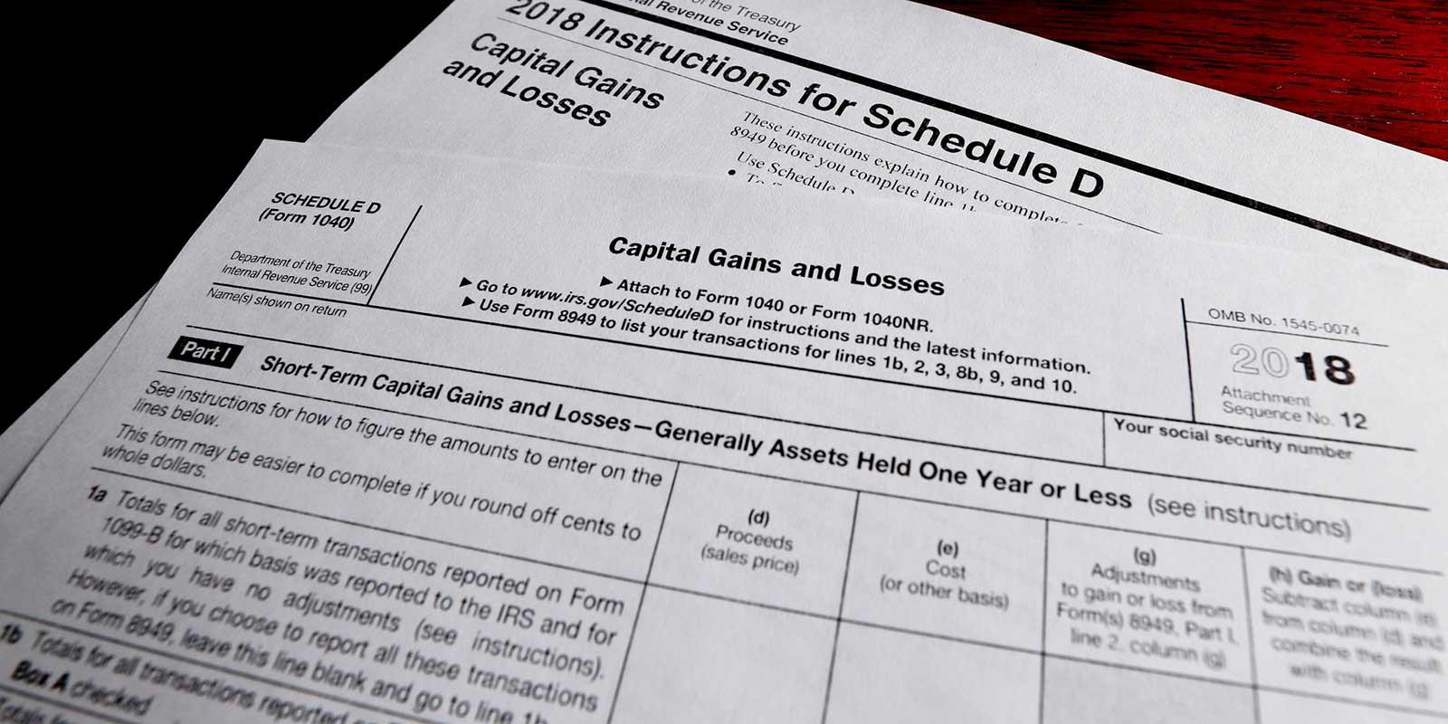 Capital-Gains-Taxes